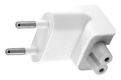 AC Plug (2-Prong) for Apple Power Adapters