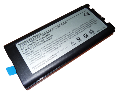 Battery PANASONIC CF-29 CF-51 CF-52 (6600mAh)