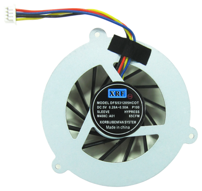 Fan ASUS F7 G50 G51 M50 M51 N50 X55 (4PIN, 60mm)