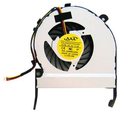 Fan TOSHIBA Satellite C800 L800 L805 L845 M800 M805 (3PIN)