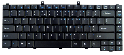 Keyboard ACER Aspire 1400 1600 3000 3500 5000 5510