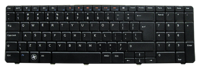 Keyboard DELL Inspiron 15R 7010 N7010 M7010 (BIG ENTER)