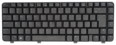 Keyboard HP COMPAQ 500 510 520 530 (BIG ENTER)