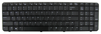 Keyboard HP COMPAQ 6820 6820S (SMALL ENTER)