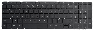 Keyboard HP COMPAQ Sleekbook 15-E000 15-G000 15-N000 (SMALL ENTER, CHICLET WITHOUT FRAME)
