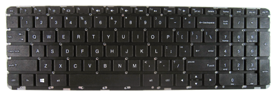 Keyboard IBM LENOVO Ideapad G550 G555 V560 B550 B560 (BIG ENTER)