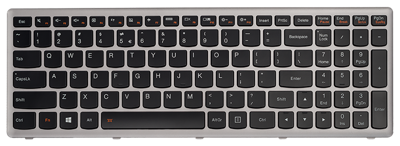 Keyboard IBM LENOVO Ideapad Z500 P500 (BACKLIT)