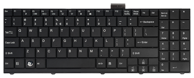 Keyboard MEDION Akoya MD 96640 97620