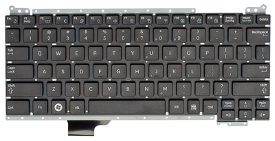 Keyboard SAMSUNG NC110 NC210 (SMALL ENTER)