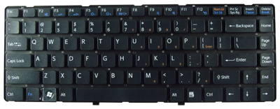 Keyboard SONY Vaio VPC-EA PCG-61211M (WITHOUT FRAME)