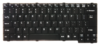 Keyboard TOSHIBA Satellite L10 L15 L20 L30 L35 L100 (BIG ENTER)