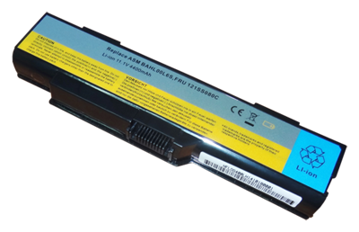 Bateria do laptopa IBM LENOVO 3000 G400 G410 G510 C460 C465 C510 (4400mAh)