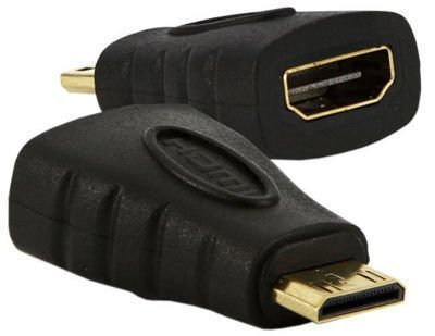 Adapter HDMI (F) - mini HDMI (M)