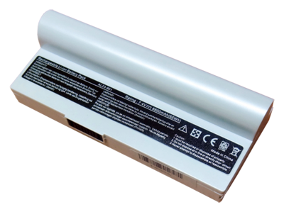 Battery ASUS EEE PC 901 902 903 904 1000 (WHITE, 8800mAh)