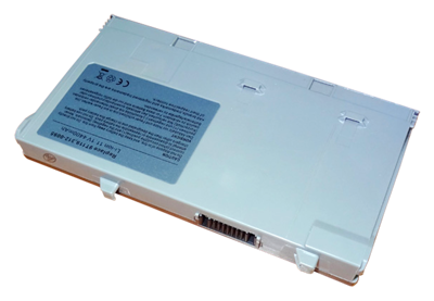 Battery DELL D400 (4400mAh)