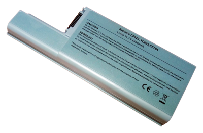 Battery DELL D820 D830 D531 M4300 M65 (4400mAh)
