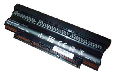 Battery DELL N3010 N3110 N4010 N4110 N5010 N5110 N7010 N7110 (6600mAh)