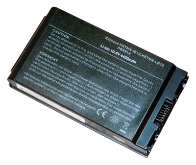 Battery HP COMPAQ NC4200 NC4400 TC4200 TC4400 (4400mAh)