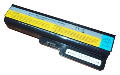 Battery IBM LENOVO 3000 G430 G450 G530 G550 N500 (6600mAh)