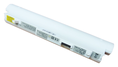 Battery IBM LENOVO S10-2 M10 (WHITE, 4400mAh)