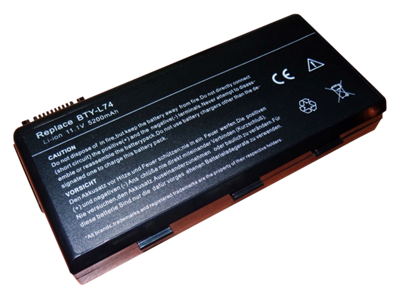Battery MSI A5000 A6000 CR500 CX500 CR600 CX600 CR700 (4400mAh)