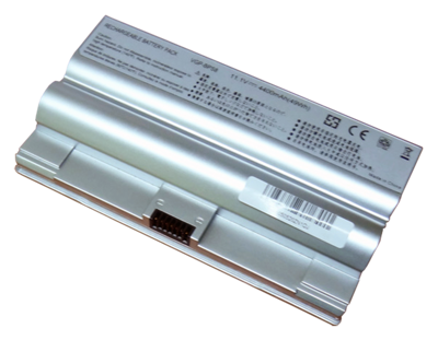 Battery SONY VGN-FZ (SILVER, 4400mAh)