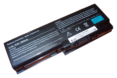 Battery TOSHIBA P200 P300 L350 X200 (6600mAh)