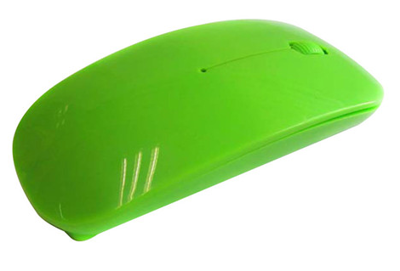 Computer mouse wireless (GREEN)