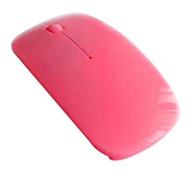 Computer mouse wireless (PINK)