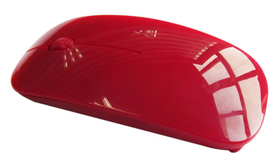 Computer mouse wireless (RED)