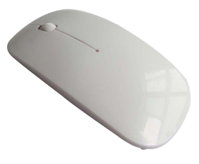 Computer mouse wireless (WHITE)