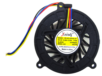 Fan ASUS F3 F7 F8 Z53 A3 A3000 A8 M50 M51 (4PIN, 54mm)