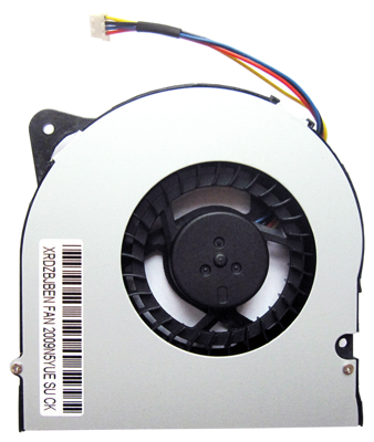 Fan ASUS X71 G71 G72 N70 N90 M70 F70 F90 (4PIN, 10mm)