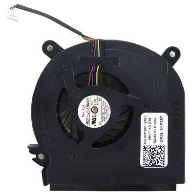Fan DELL E6500 M4400 (4PIN)