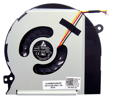 Fan DELL XPS 15 L501X L502X (3PIN)