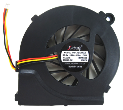 Fan HP COMPAQ G4-1000 G6-1000 G7-1000 G56 G62 CQ56 CQ62 (3PIN)