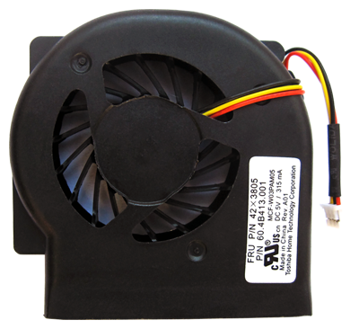 Fan IBM LENOVO ThinkPad X60 X61 (3PIN)