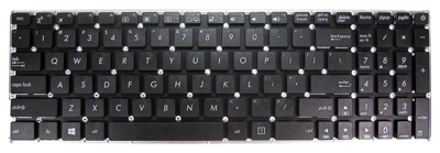 Keyboard ASUS A540 R540 X540