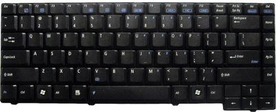 Keyboard ASUS F5 F5R F5M F5N A4 X50 (SMALL ENTER)