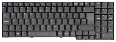 Keyboard ASUS F7 X70 M51 X56 X59 (BIG ENTER)