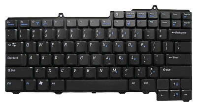 Keyboard DELL Inspiron 630m 640m 6400 9400 1501 1505 1705