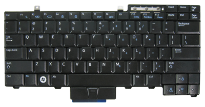 Keyboard DELL Latitude E5400 E6400 M2400 M4200 M4400