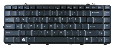 Keyboard DELL Studio 1535 1536 1537 1555 1557 1558 (SMALL ENTER, BACKLIT)