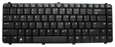 Keyboard HP COMPAQ 6530 6535 6730 6735