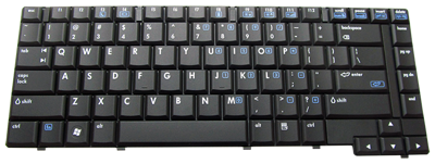 Keyboard HP COMPAQ 8510 8510p 8510w