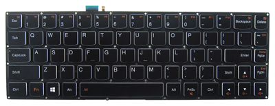 Keyboard IBM LENOVO Ideapad YOGA 3 PRO (BACKLIT)