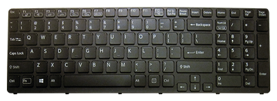 Keyboard SONY Vaio SVE151 (BACKLIT)