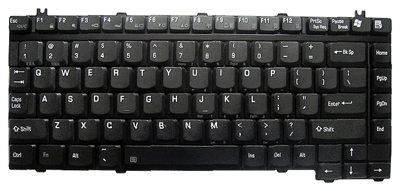 Keyboard TOSHIBA Satellite A10 A15 A20 A40 A100 M10