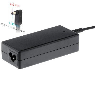 Laptop adapter ASUS 45W - 19V/2.37A (4.0*1.35mm)