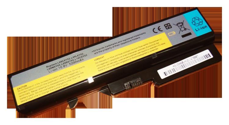 ... Battery IBM LENOVO B470 B570 G460 G470 G560 G570 V360 V370 (4400mAh) ...